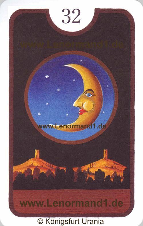 Der Mond von dem Zigeuner Lenormand