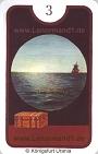 Das Schiff Zigeuner Lenormandkarten
