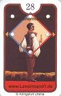 Der Herr Zigeuner Lenormandkarten