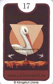 Storch, Zigeuner Lenormand