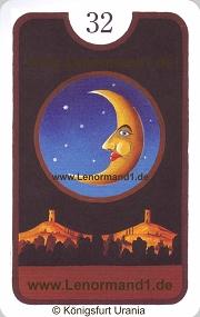 Mond, Zigeuner Lenormand