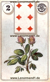 Klee, antikes Dondorf Lenormand