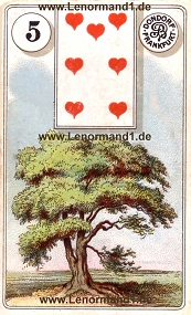 Baum, antikes Dondorf Lenormand