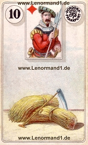 Sense, antikes Dondorf Lenormand