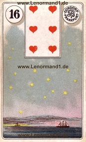 Sterne, antikes Dondorf Lenormand