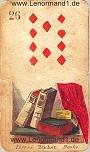 Buch von den antiken Lenormandkarten