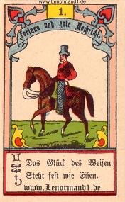 Reiter, Gustav Kühn Lenormand