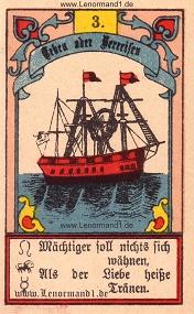 Schiff, Gustav Kühn Lenormand