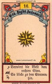 Sterne, Gustav Kühn Lenormand