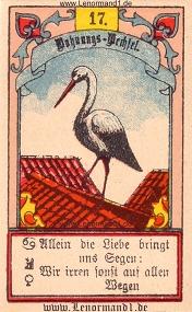 Storch, Gustav Kühn Lenormand
