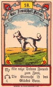 Hund, Gustav Kühn Lenormand