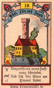 Turm, Gustav Kühn Lenormand
