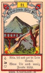 Berg, Gustav Kühn Lenormand