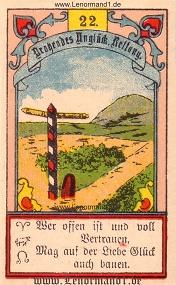 Wege, Gustav Kühn Lenormand