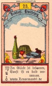 , Gustav Kühn Lenormand