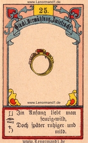 Ring, Gustav Kühn Lenormand