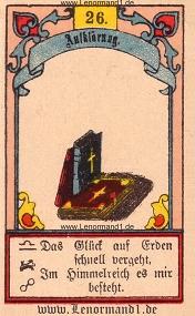 Buch, Gustav Kühn Lenormand