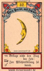 Mond, Gustav Kühn Lenormand