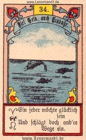 Fische, Gustav Kühn Lenormand