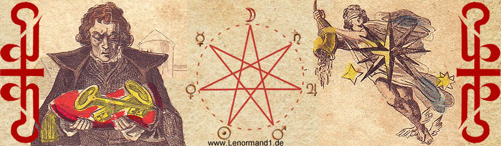 Lenormand Horoskope