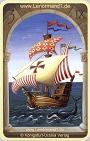 Das Schiff Mystisches Lenormand