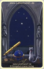 Sterne, Mystisches Lenormand