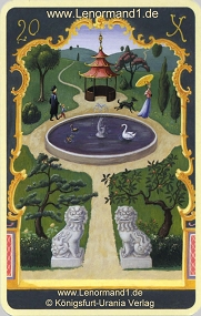 Park, Mystisches Lenormand