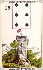 Turm, antikes Stralsunder Lenormand